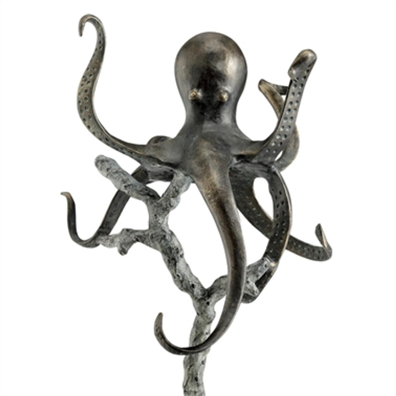 Octopus Coat Rack