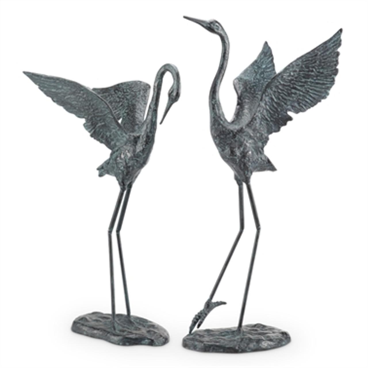Exalted Crane Pair