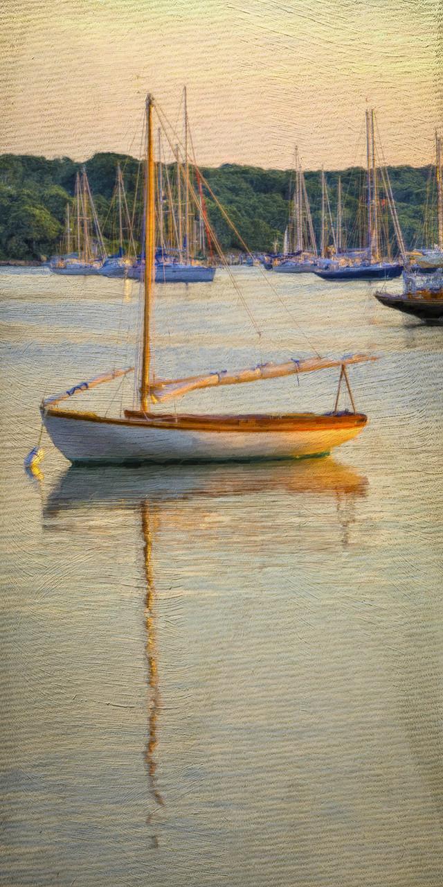 Anchored Outdoor Canvas Art
