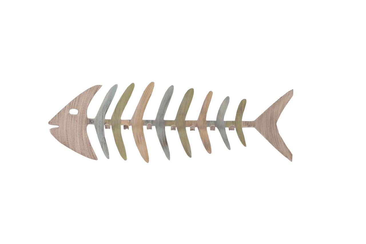 Bonefish Coat Rack - Multicolor