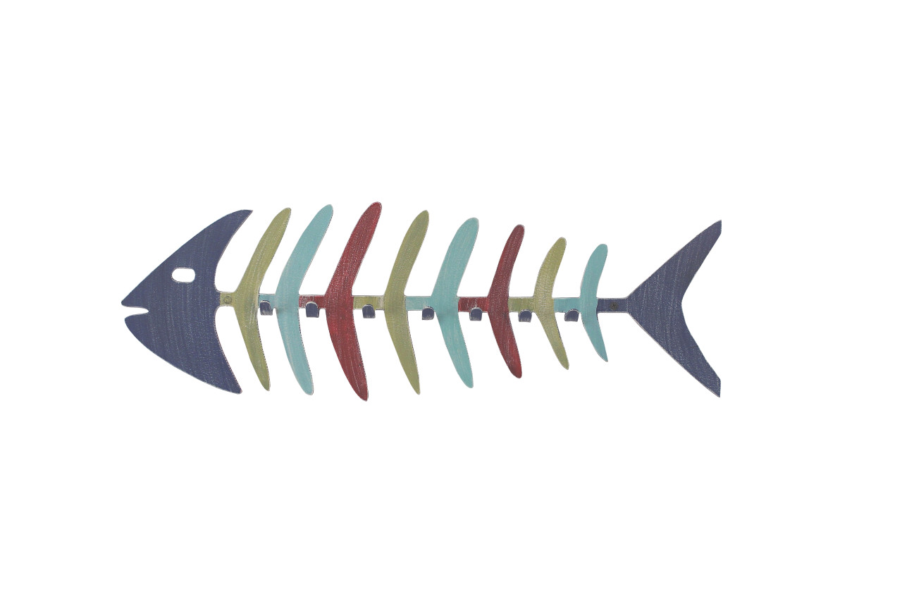 Key West Bonefish Coat Rack