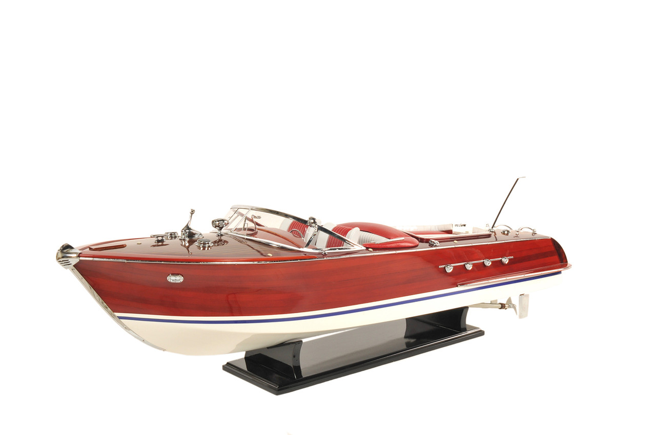 Riva Aquarama Painted with RC Motor