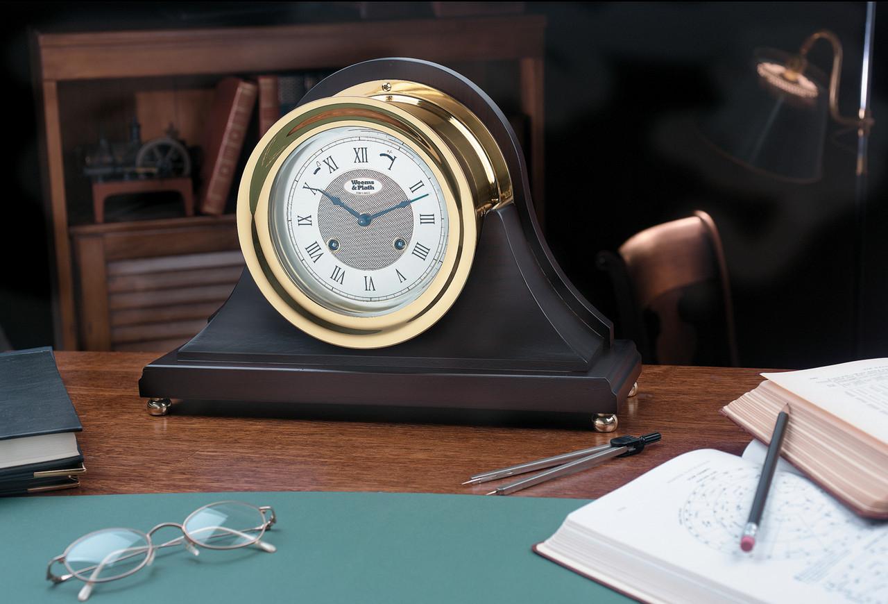 Anniversary 8-Day Ship's Bell Clock