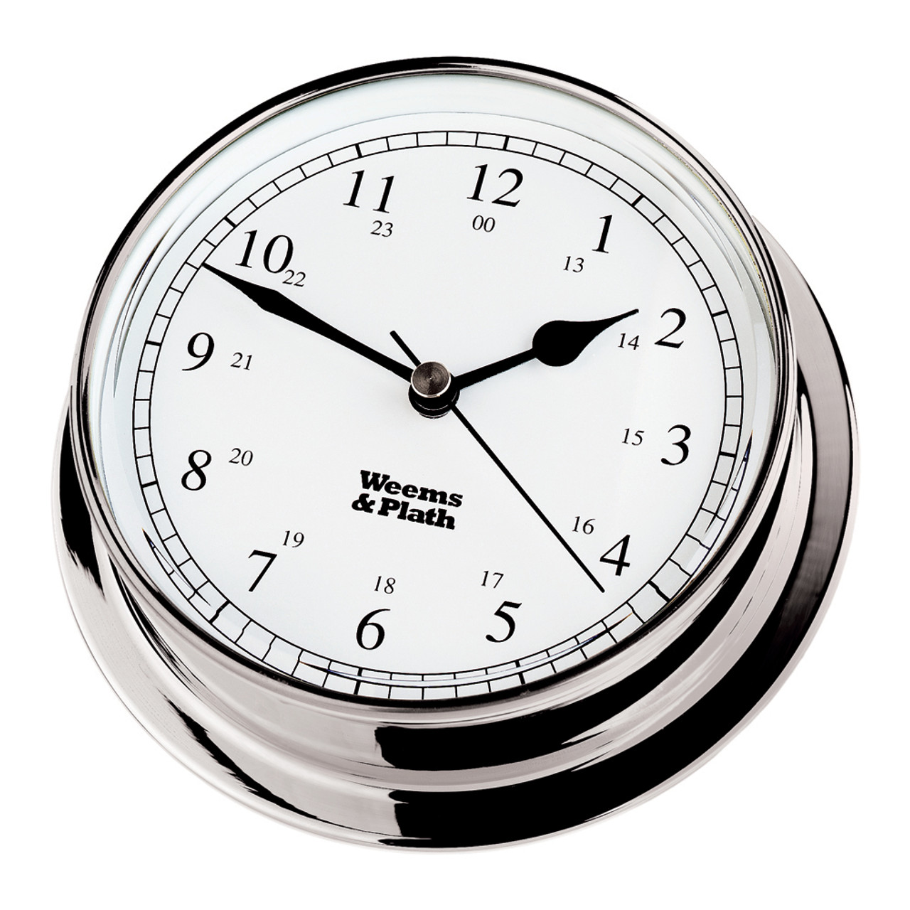 Chrome Endurance 085 Quartz Clock