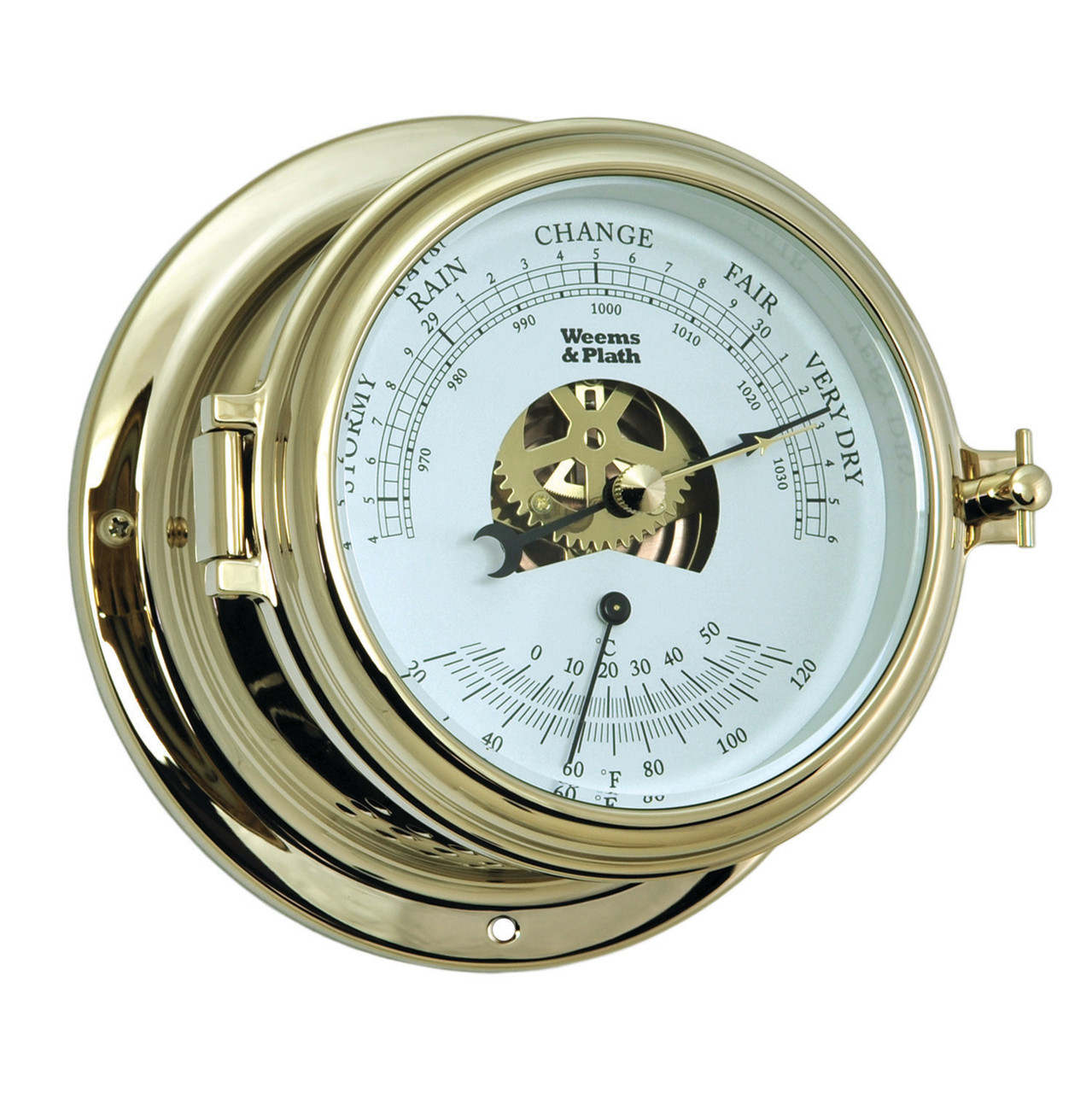 Endurance II 115 Barometer & Thermometer (511000)