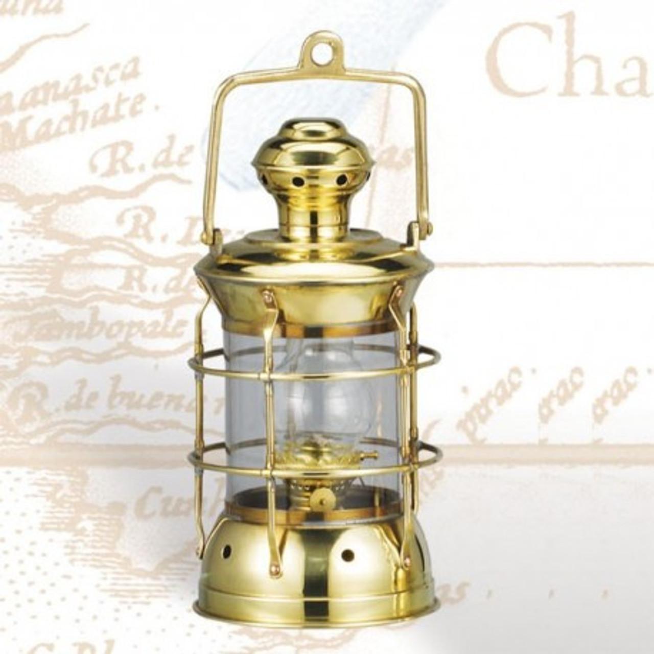 "Marine Lantern - Oil - 10.5"""