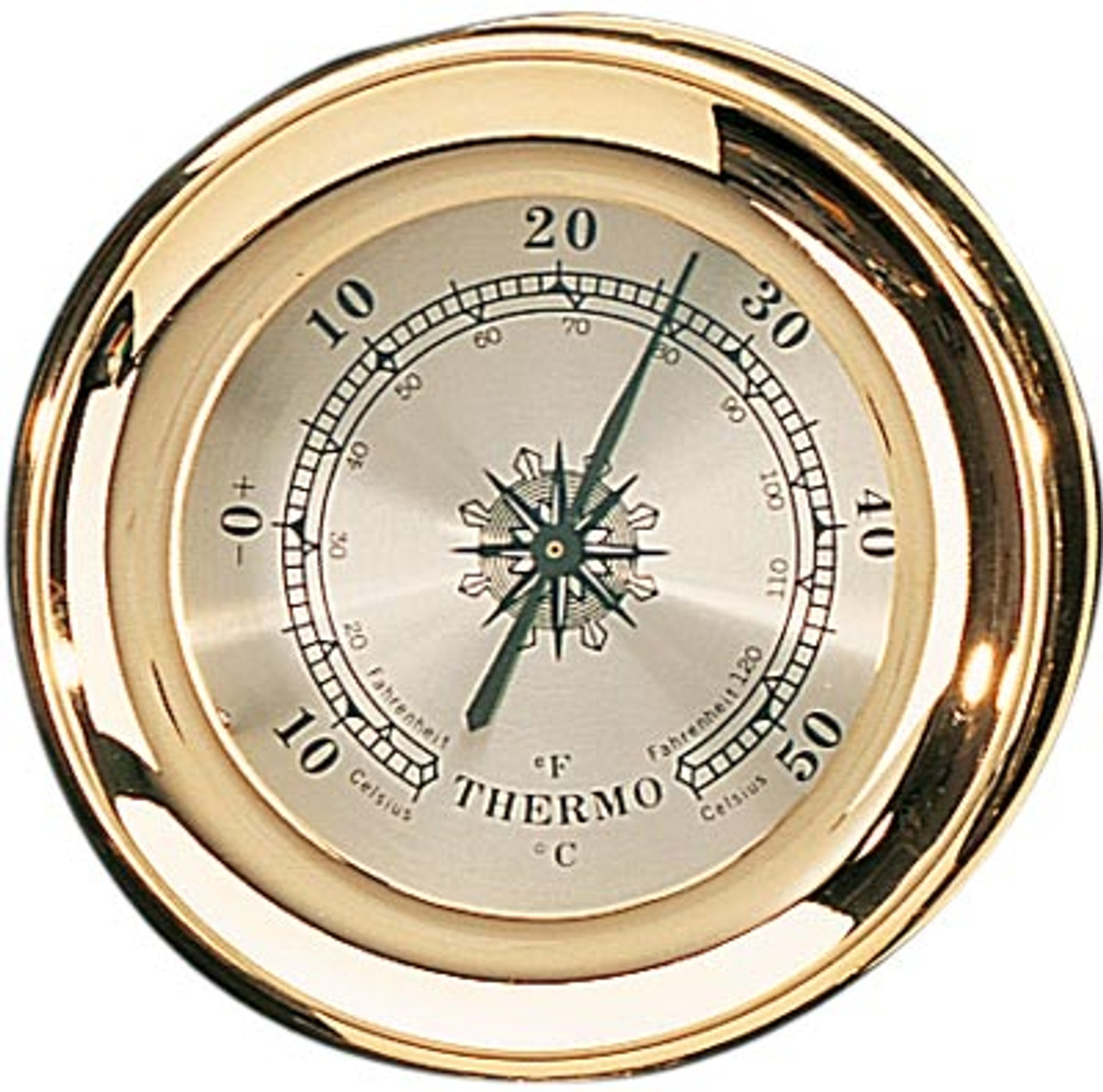 """Captain Thermometer  - 4.5"""""""