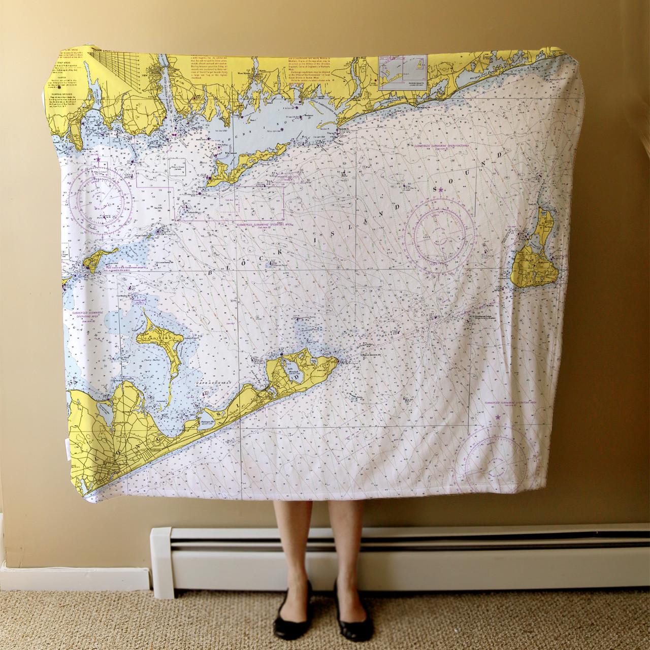 Block Island Sound, CT/RI #1 (MSF-B-008)
