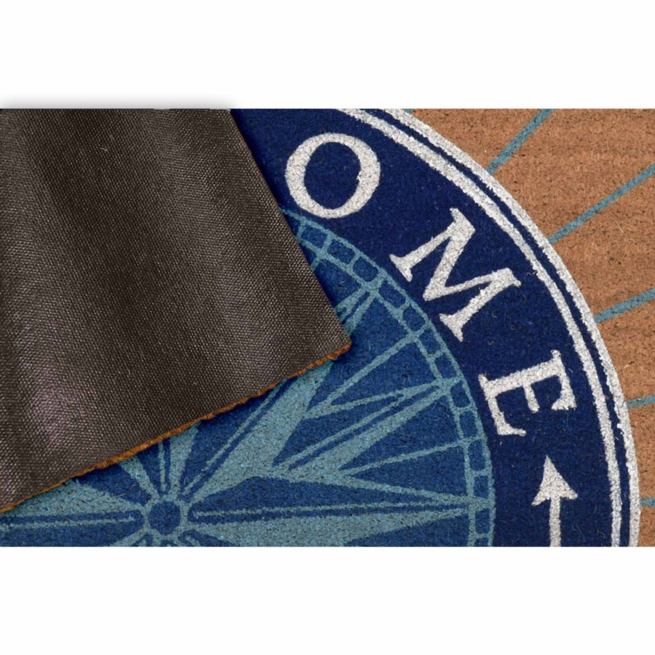 Natural Compass Indoor/Outdoor Rug - Backing
