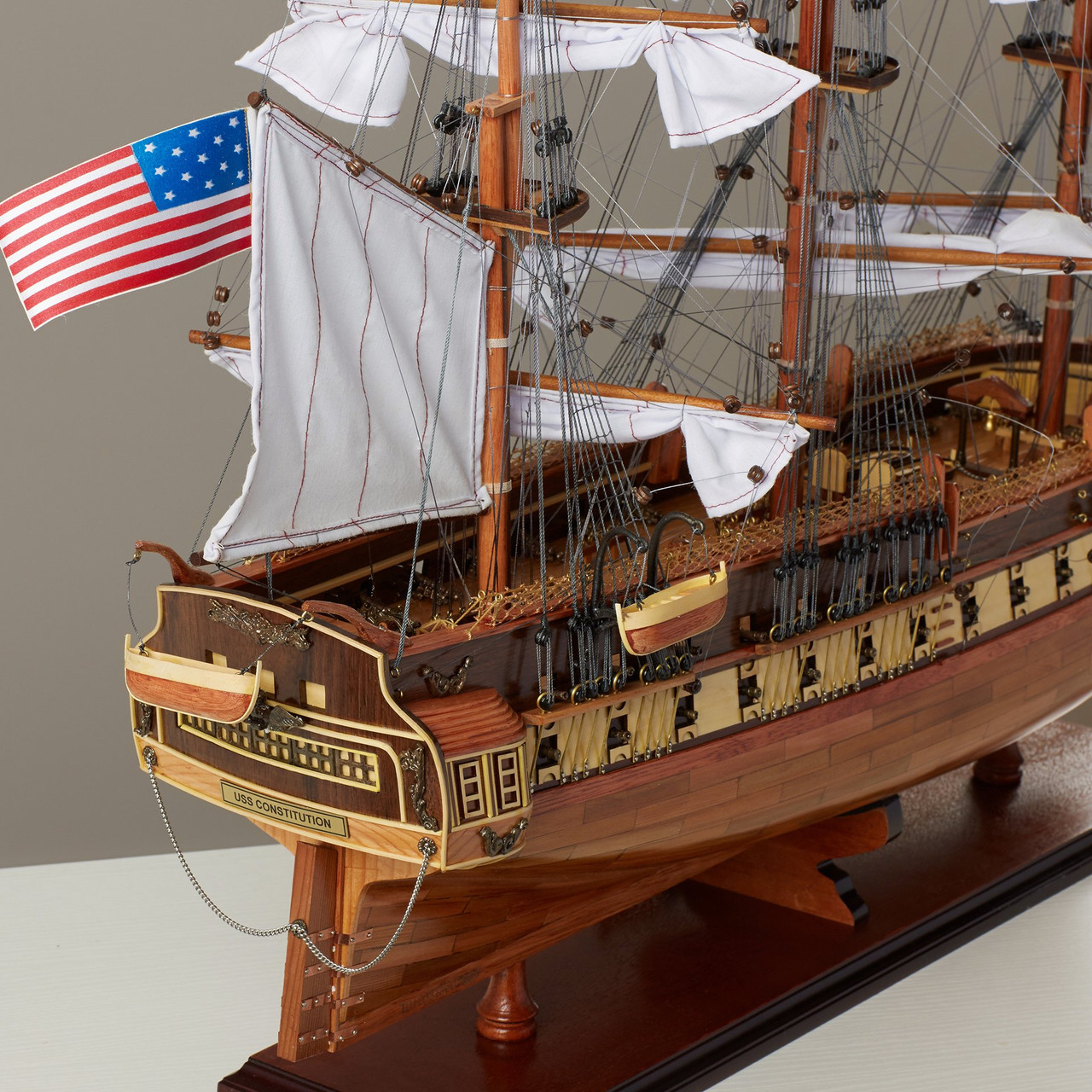"USS Constitution Model Ship - 32"" Exclusive Edition"