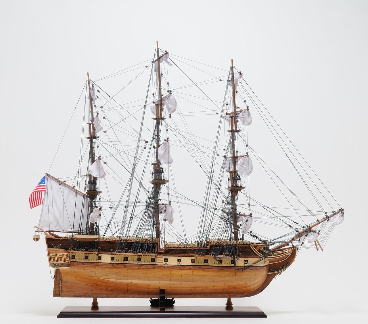 "USS Constitution Model Ship - 32"""