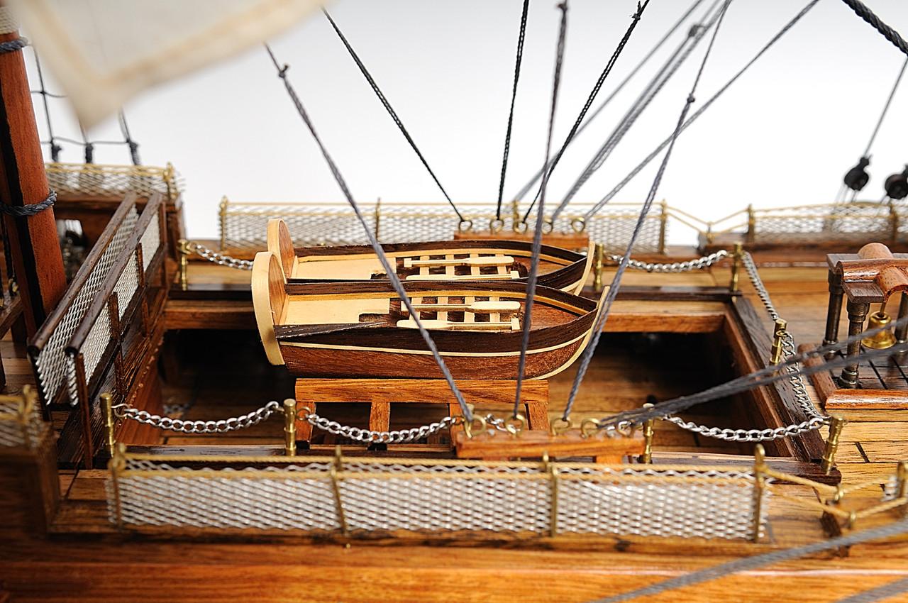 "HMS Victory Model Ship - 27"""