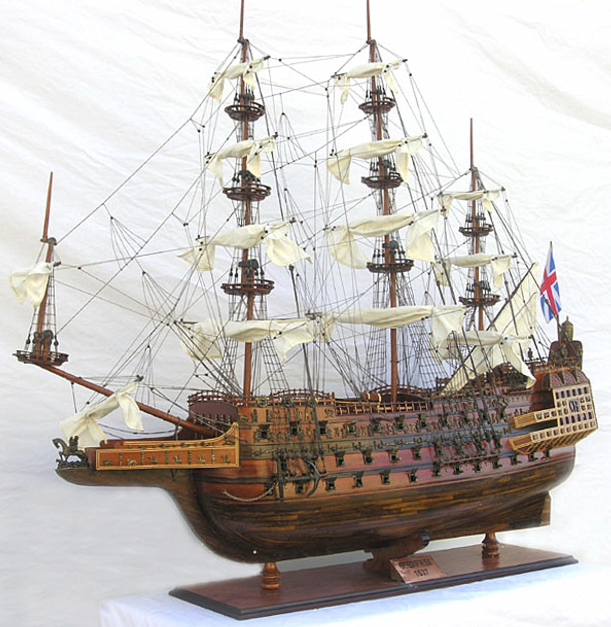 """Sovereign of the Seas Model Ship - 79"""" Extra Large Edition"""