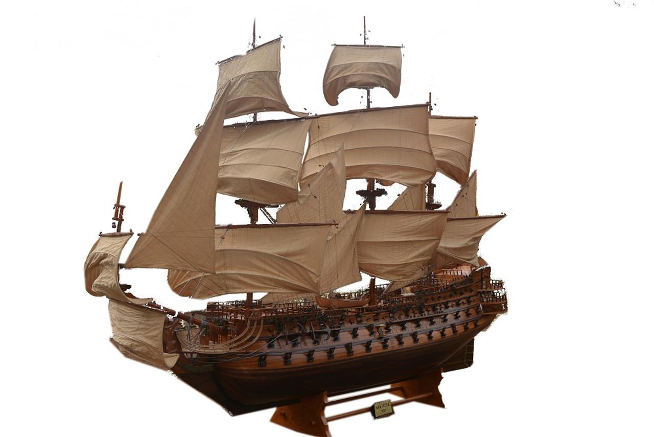 "San Felipe Model Ship - 130"" Extra Extra Large Limited Edition"