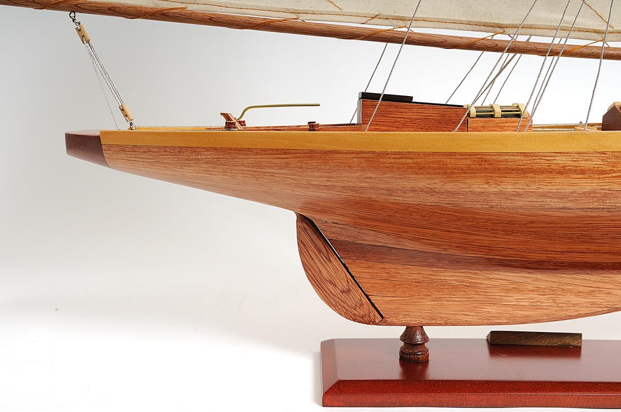 """Pen Duick Model Ship- 31.5"""""""