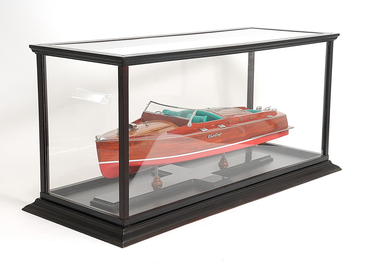 """Painted Riva Aquarama - RC Ready - 35"""" - Recommended Display Case - Sold Separately"""