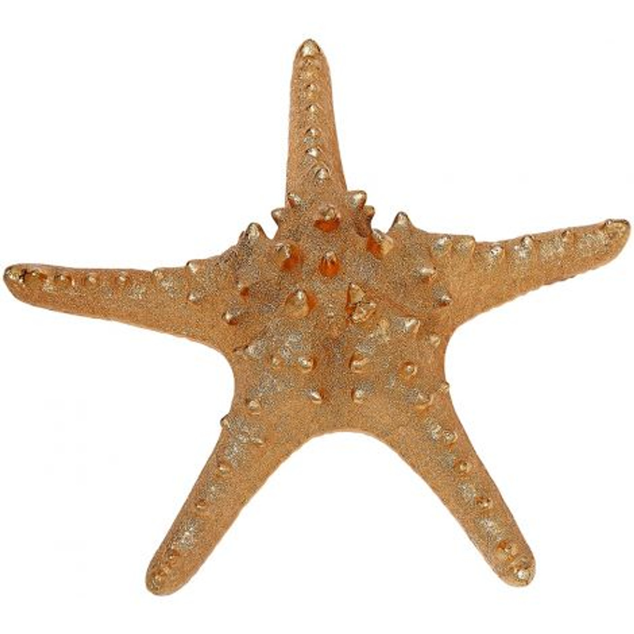 """Knobby Starfish in Electro Copper - 9.5"""" - Set of 2"""