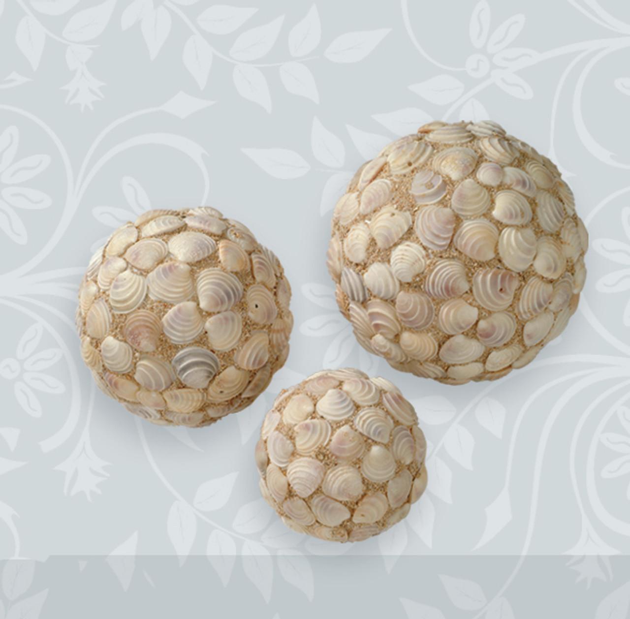 Seashell Ball - Cockle Shells