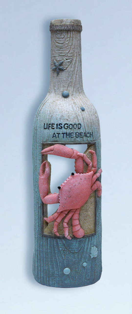 Bottle Holder - Crab