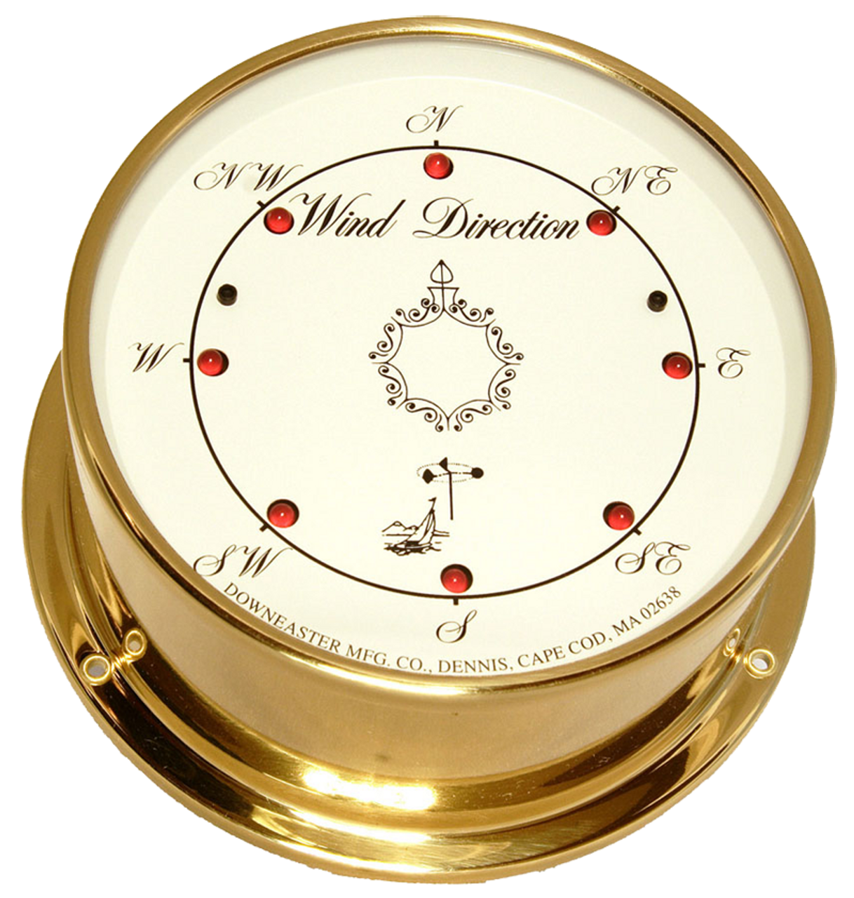 Downeaster Wind Direction Indicator - 6""