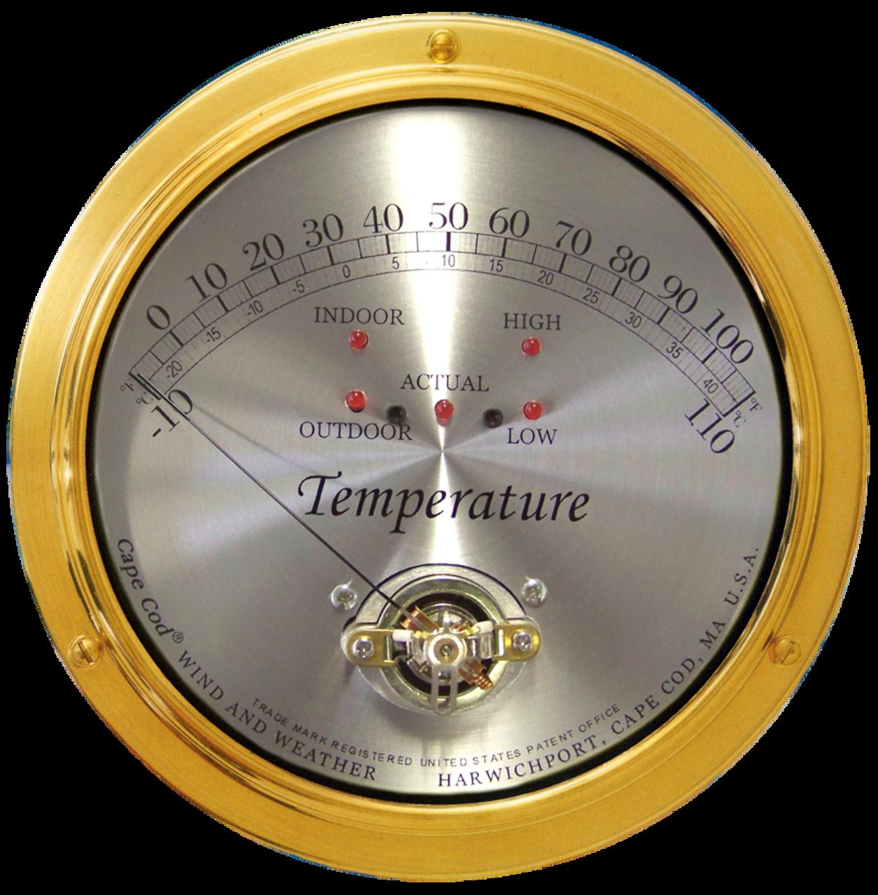 Cape Cod  Temperature  Instrument Indoor/Outdoor