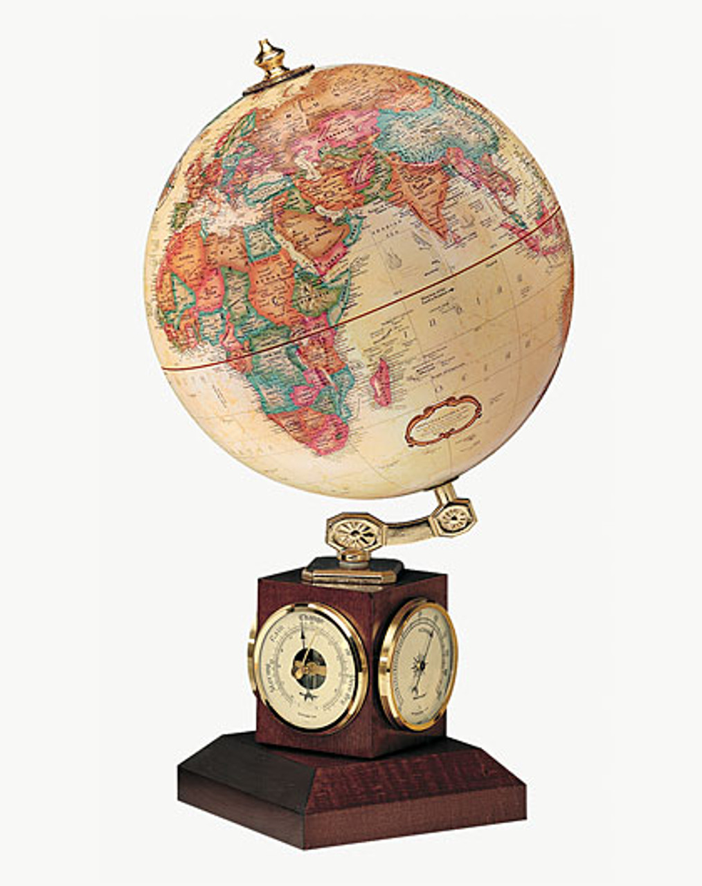 "Replogle Weather Watch 9"" Antique Globe"