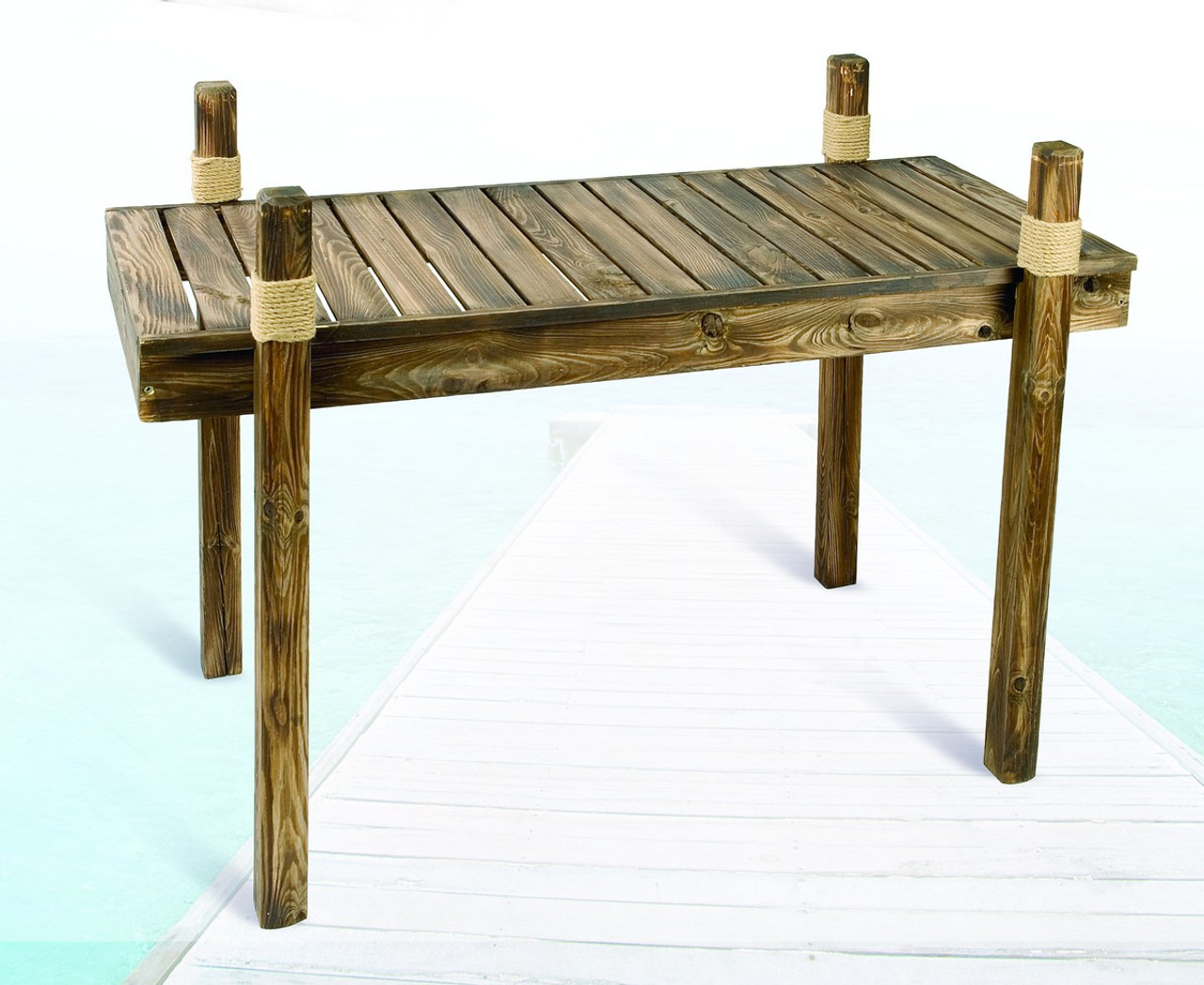 Wooden Dock Table