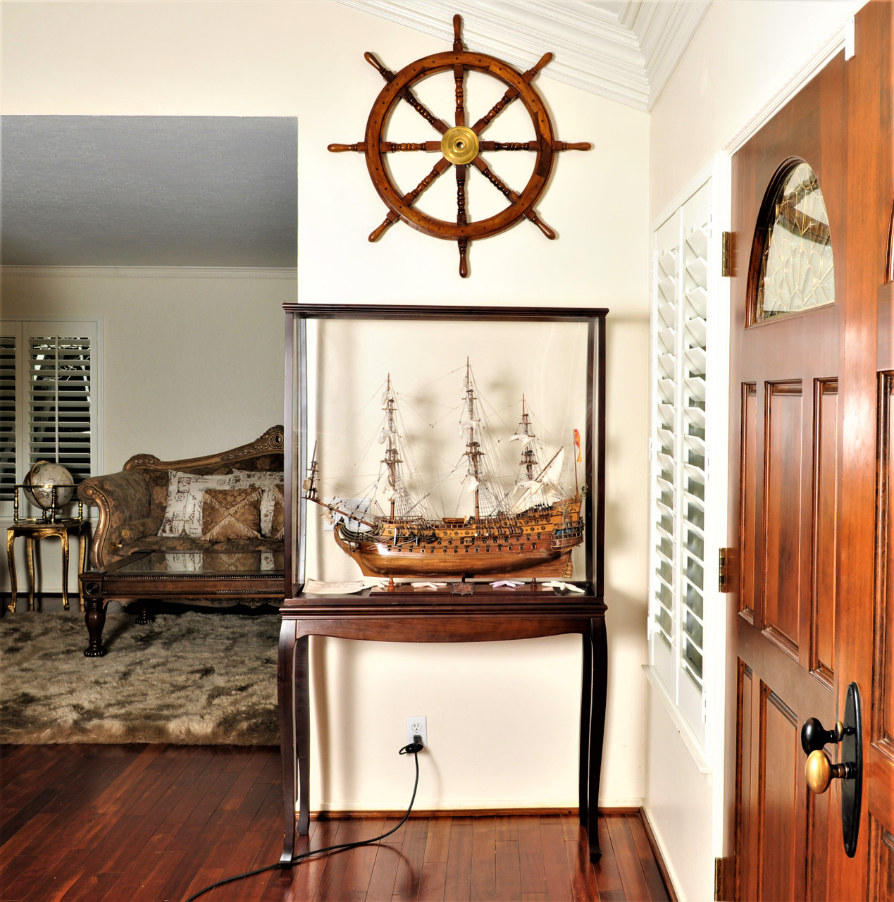 """San Felipe Model Ship - 35"""" Exclusive Edition (Display Case Sold Separately)"""