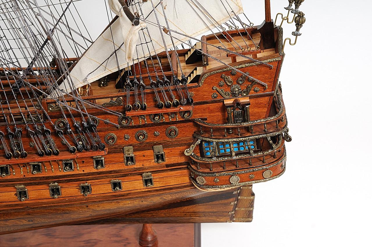 "San Felipe Model Ship - 35"" Exclusive Edition"