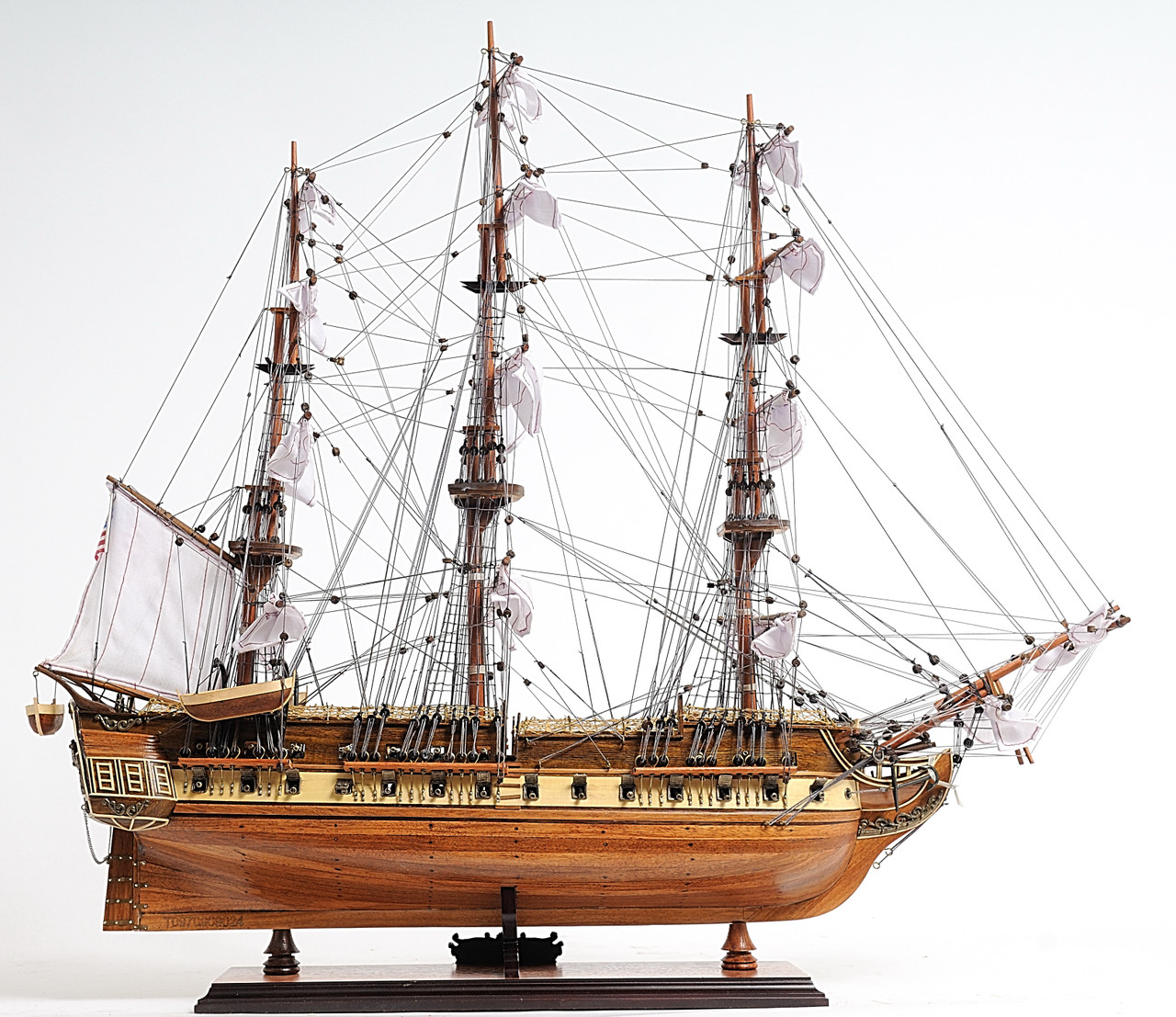 USS Constitution Model Ship - 25""