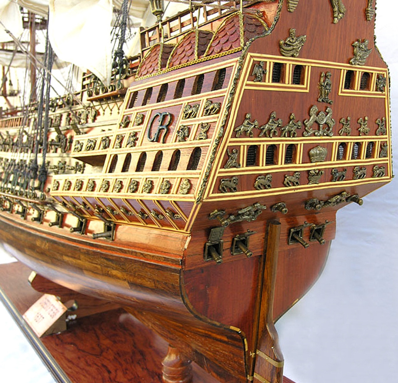 """Sovereign of the Seas Model Ship - 53"""" Extra Large Limited Edition"""