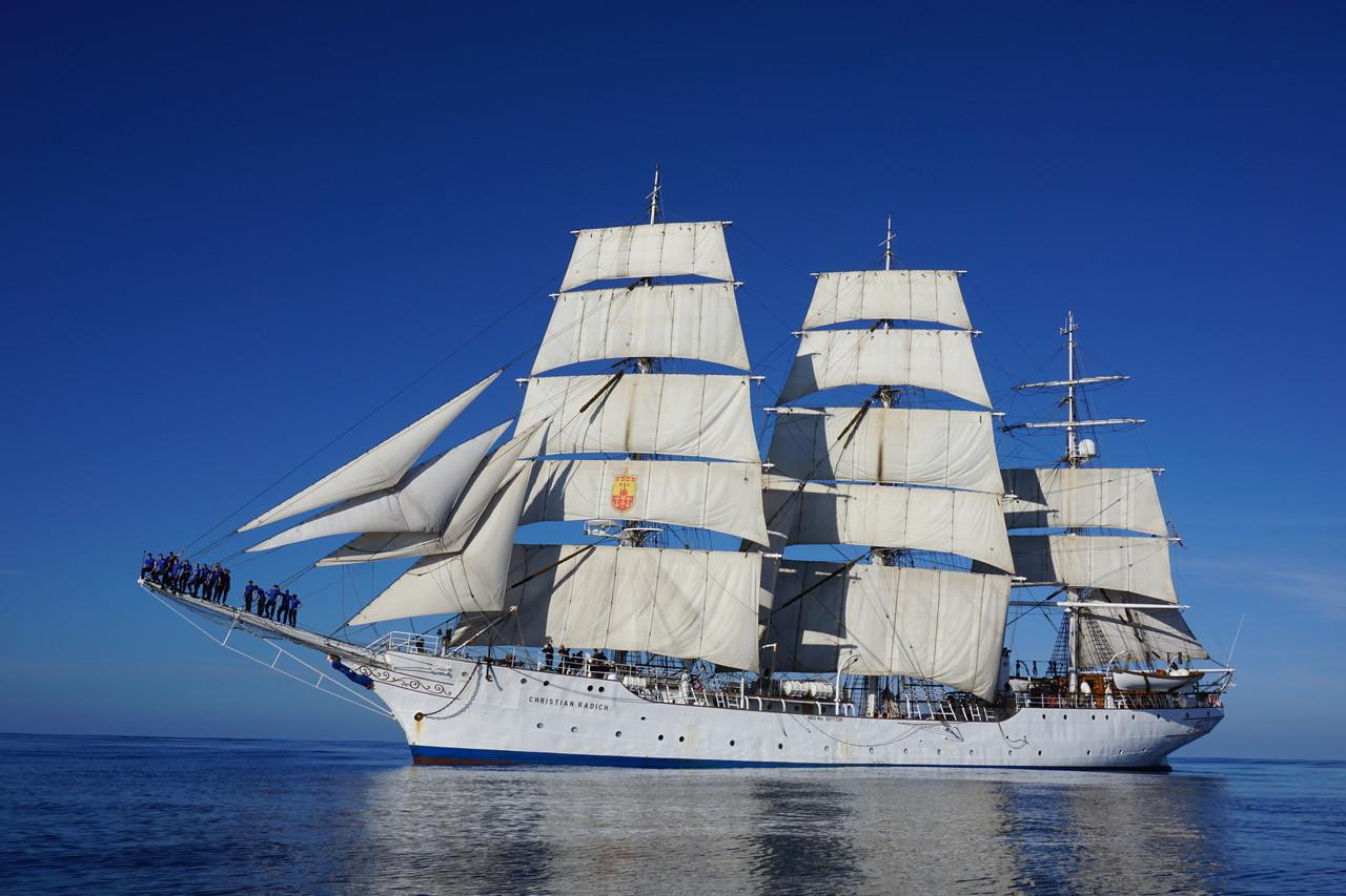 Christian Radich Ship