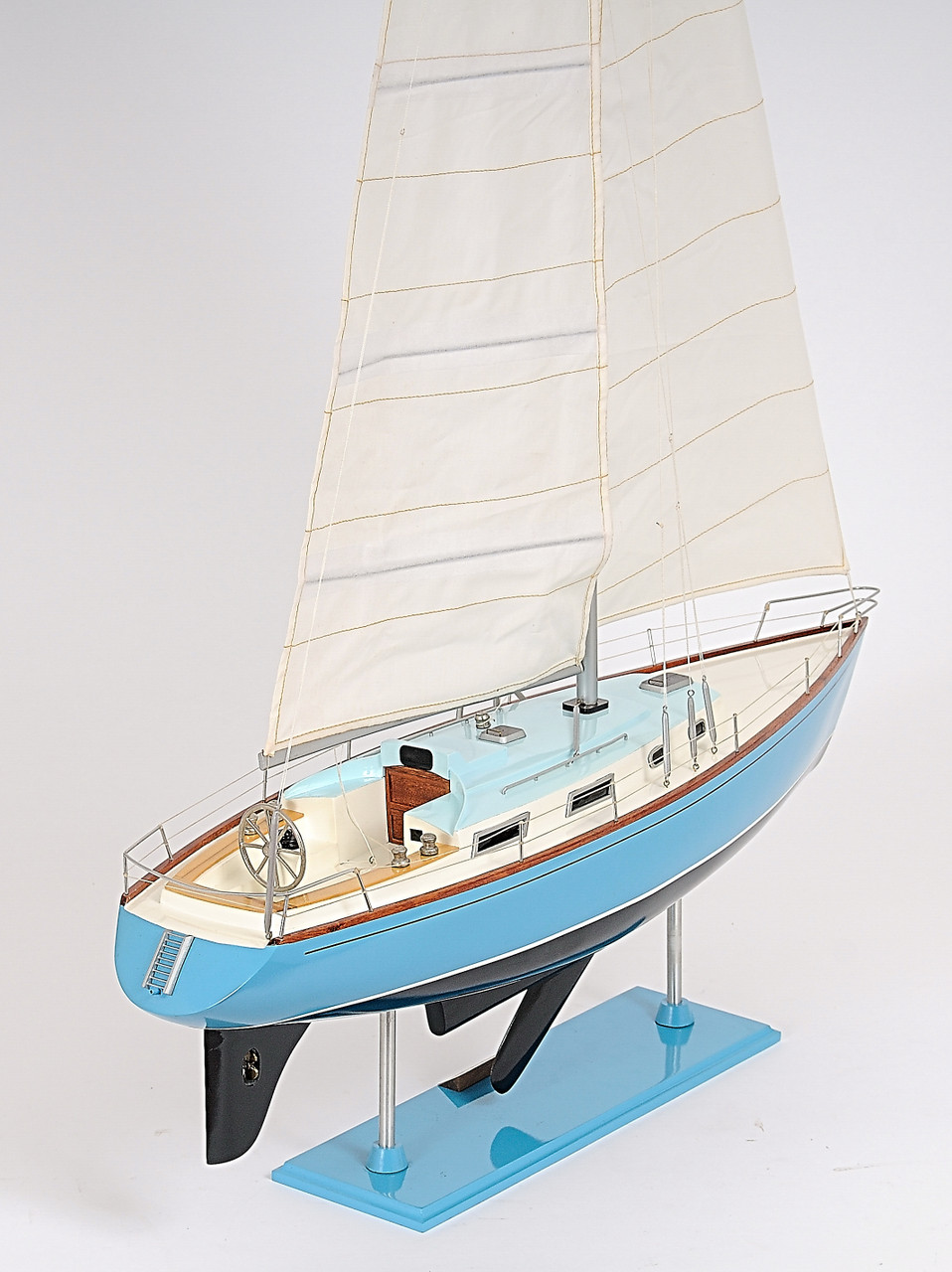 Bristol Yacht  with Optional Personalized Plaque