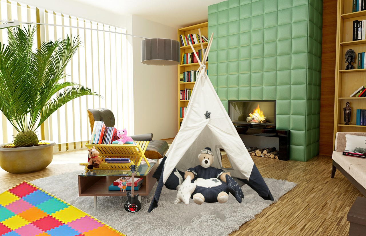 Kids Tent - Fabric