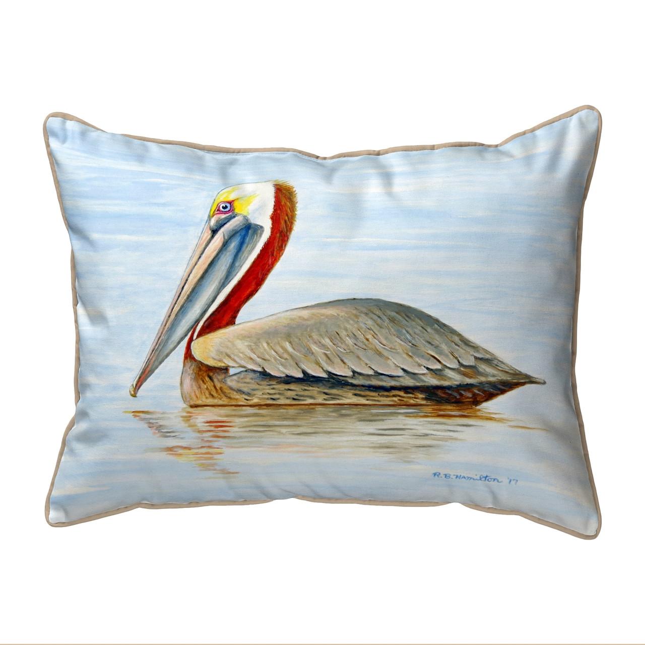 Summer Pelican Pillows