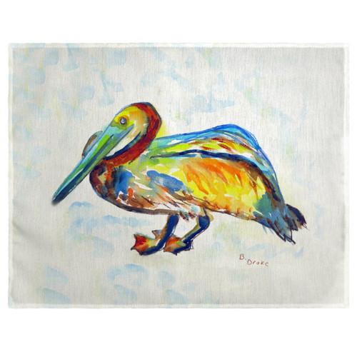 Gertrude Pelican A Place Mats - Set of 2