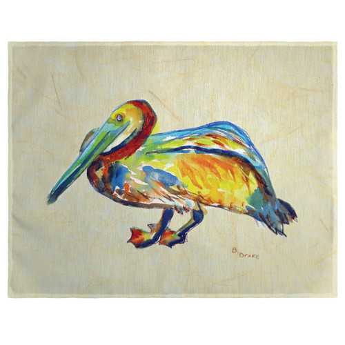 Gertrude Pelican B Place Mats - Set of 2