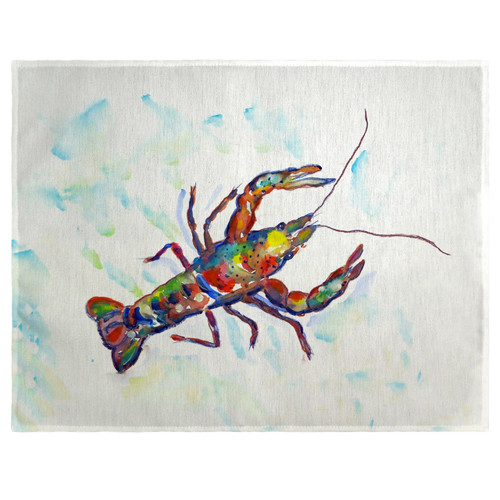 Crayfish A Place Mats - Set of 2