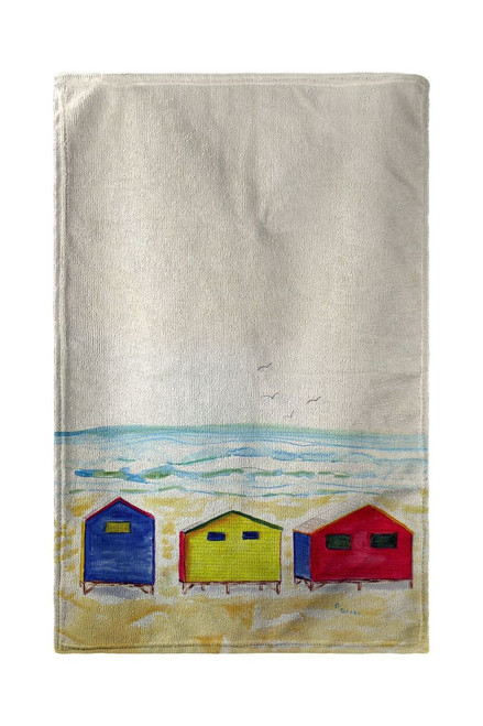 Beach Bungalows Beach Towel