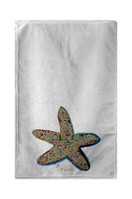 Betsy's Starfish Beach Towel