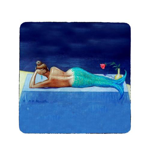Mermaid Coasters - Set of 4