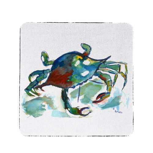Betsy's Crab Coasters - Set of 4