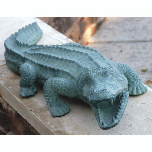 Mean Old Alligator