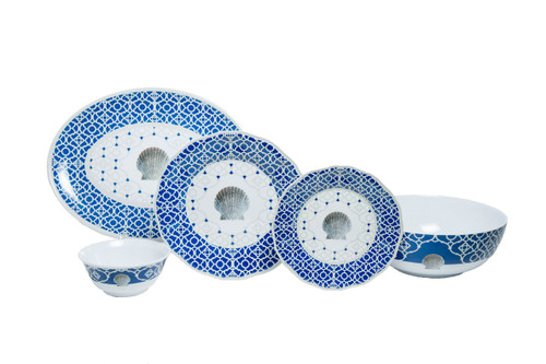 3 piece set with Platter and Serving Bowl
