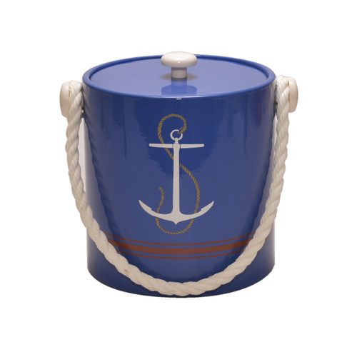 Anchor Blue Ice Bucket - 3 qt