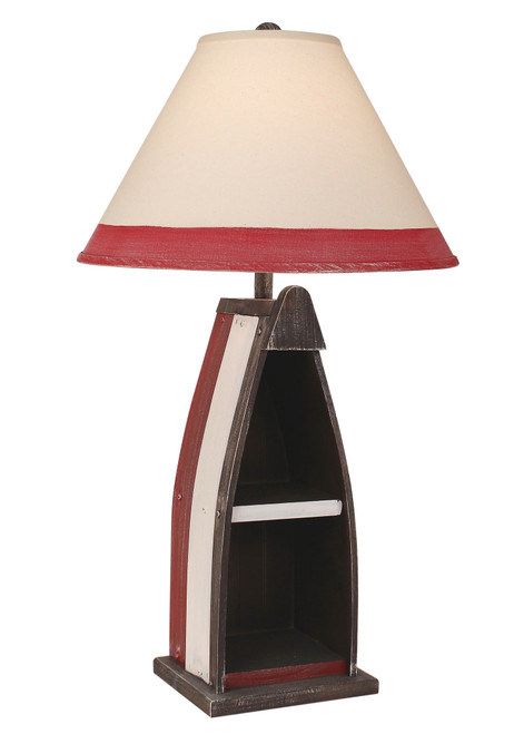Ahoy Boat Table Lamp