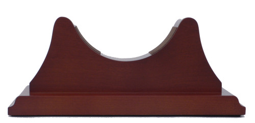 101B Mahogany Base for Atlantis Collection
