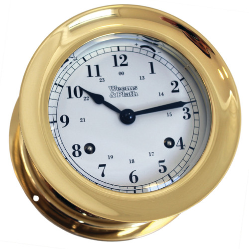 Atlantis 8-Day Ship's Bell Clock (200200)