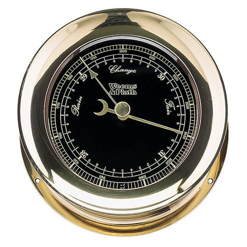 Atlantis Premiere Barometer, Black Dial/ Gold Scale (200701)
