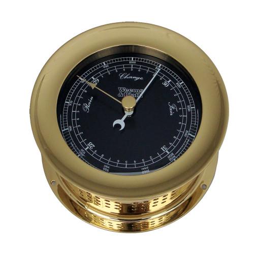 Atlantis Premiere Barometer, Black Dial/ White Scale (200704)